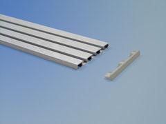 Vorhangschiene Aluminium