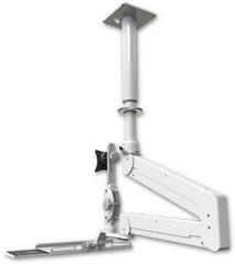ELP6220シリーズ シーリングマウント 天井固定 天井取付 天吊りロングアーム