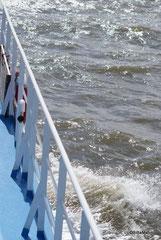 Immer ein Hnadbreit Wasser unterm Kiel ... vor allem im Wattenmeer!