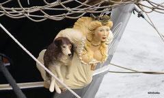 Frau an Bord!