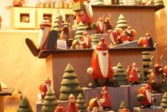 Weihnachtsmann ... Auflauf!