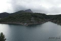 La Sainte Victoire & le barrage de Bimont