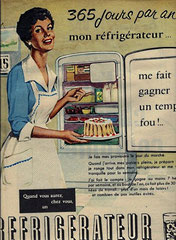 Mon réfrigérateur me fait gagner un temps fou