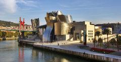Musée Guggenheim Bilbao architecte Frank Gehry  photo Phillip Maiwald (Nikopol)