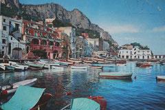 Capri en 1966 : pas de gros bateaux