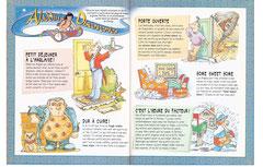 Disney Magic english- n°12 1999 <a href=http://cargnelli.jimdo.com/index-des-entreprises/disney/disney-magic-english> cliquer ICI pour lire/voir les documents </a>
