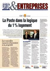 Gic & entreprises n° 16 - magazine clientèle/institutionnel - octobre 1995 <a href=http://cargnelli.jimdo.com/index-des-entreprises/gic-1-logement/gic-et-entreprises> cliquer ICI pour lire/voir les articles </a>
