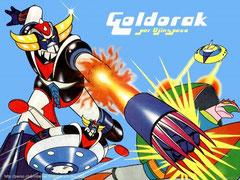Goldorak est un robot imaginé par le mangaka Gô Nagai à la fin des années 70.