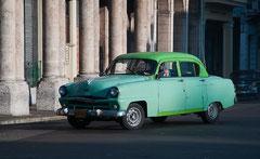 Oldtimer, La Habana, Cuba