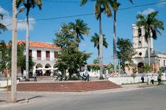 Iglesia de Viñales, Kirche von Viñales, Cuba