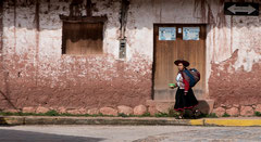 Streetlife, Peru,