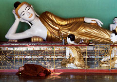 Der schlafende Mönch