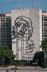Che Guevara, 14 juni 1928 -  9 oktober 1967.  Ernesto Guevara de la Serna