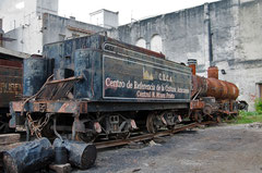 Eisenbahn, Friedhof, Havanna, Cuba