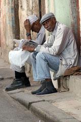 Entspannen, Havanna, Kuba