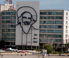 Fidel Castro, Kuba, Havanna, 13 augusti 1926 - 25.Nobember 2016