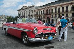 Oldtimer, Kuba, Havanna