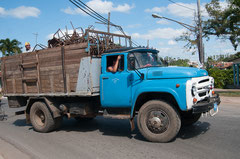 Lastwagen, Oldtimer, Viñales