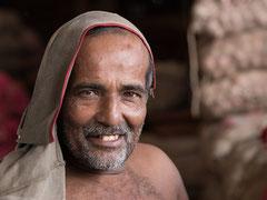 Marktarbeiter, Dambulla