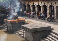 Pashupatinath Tempel, Nepal, Kathmandu