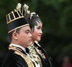 Hochzeitstanz, Wedding Dance, Indonesien, Indonesia, Tänzer, Dance, dancer