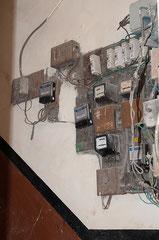 Stromzähler, Kuba