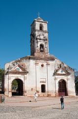 Trinidad, Kirche, Kuba