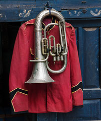 Musikintrument, Nepal