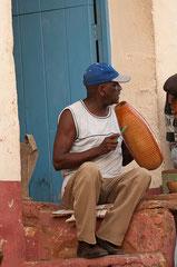 Musiker, Cuba, Trinidad
