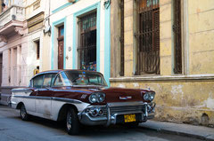 La Habana, Oldtimer, Cuba