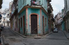 Altstadtgebiet von Havanna