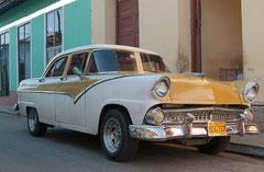 Oldtimer, Cuba, Trinidad