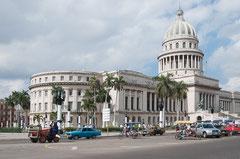 Kapitol, Havanna, Kuba, La Habana