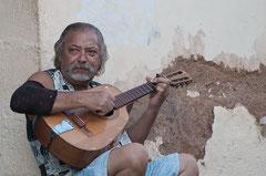 Musiker, Cuba, Kuba, Trinidad