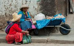 Cajamarca, Im Gespräch