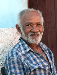 Kubaner, Trinidad, Cuba