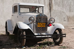 Oldtimer, Kuba, Cuba, Trinidad