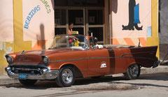Taxi, Havanna, Kuba
