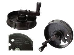 "Wollschneider ""Patwin "" Rug wool cutter, Patons & Baldwins, Wilkes Patent No. 444081, made in England 1936 - Höhe 6 cm, Durchmesser 8 cm"