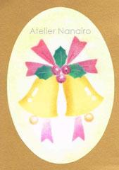 ベル(クリスマスカード)