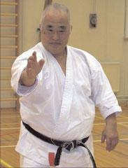 Saiko Shihan Taiji Kase