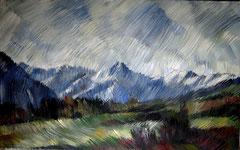 Péz Terri, Val Lumnezia