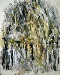 Roma, San Pietro. Acrilico e pastello su tela, 145x175 cm,1991