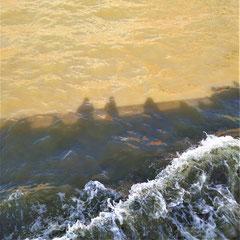 Hamburger Hafen Reflexion | SP- Digitalfotografie | 2020