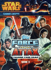 FORCE ATTAX Movie Serie 3