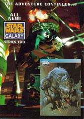 STAR WARS GALAXY Series 2
