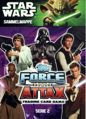 FORCE ATTAX Movie Serie 2