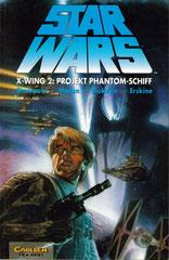 Nr. 12 X-Wing 2 Projekt Phantom-Schiff