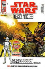 Ausgabe 69 DARK TIMES Paralelen Das Finale  Start von Nadelstiche