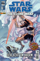 Ausgabe 77 The CLONE WARS Schlacht um Khorm Teil 2 von 3